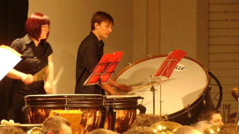 Les percussions
